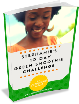 10 Day Smoothie Challenge Book